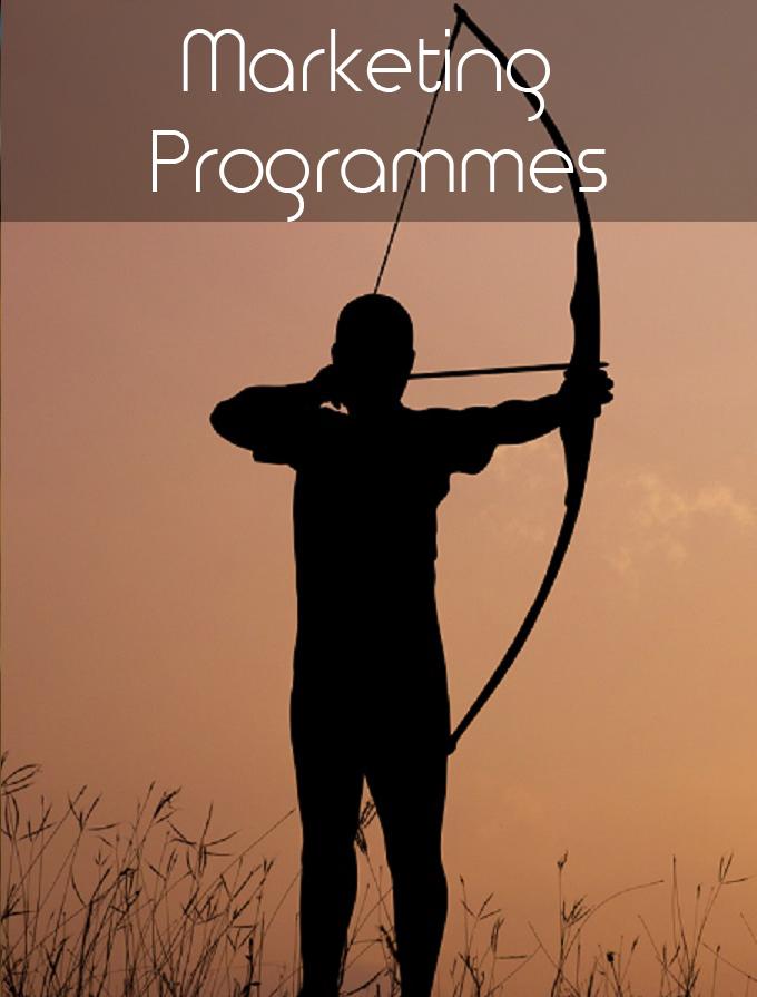 Marketing Programmes